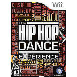 The Hip Hop Dance Experience - Wii Game | Retrolio Games