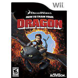 How to Train Your Dragon - Wii Game | Retrolio Games