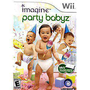 Imagine Party Babyz - Wii Game | Retrolio Games
