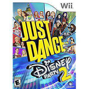 Just Dance Disney Party 2 Nintendo Wii Game - Wii Game | Retrolio Games