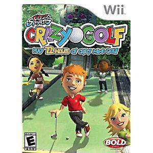Kidz Sports Crazy Golf - Wii Game | Retrolio Games