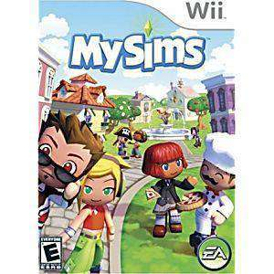 MySims - Wii Game | Retrolio Games