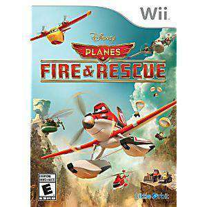 Planes Fire & Rescue - Wii Game | Retrolio Games