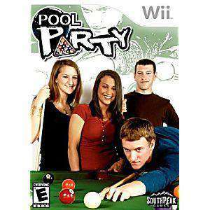 Pool Party - Wii Game | Retrolio Games