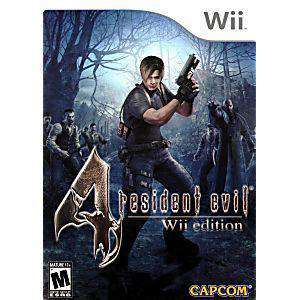 Resident Evil 4 - Wii Game | Retrolio Games