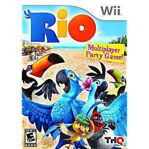 Rio - Wii Game | Retrolio Games