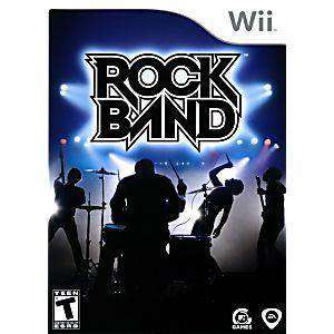 Rock Band - Wii Game | Retrolio Games
