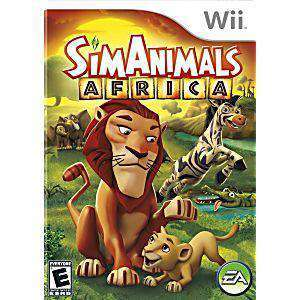 SimAnimals Africa - Wii Game | Retrolio Games