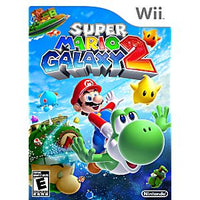 Super Mario Galaxy 2 - Wii Game