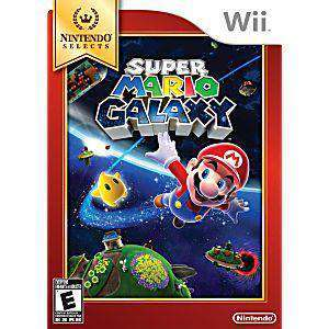 Super Mario Galaxy: Nintendo Selects - Wii Game | Retrolio Games