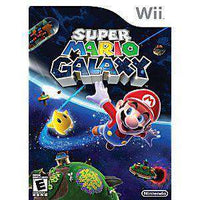 Super Mario Galaxy - Wii Game | Retrolio Games