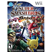 Super Smash Bros Brawl - Wii Game