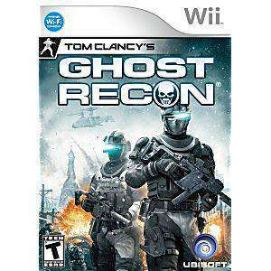 Tom Clancy's Ghost Recon - Wii Game | Retrolio Games