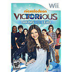 Victorious: Taking The Lead - Wii Game | Retrolio Games