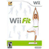 Wii Fit - Wii Game | Retrolio Games
