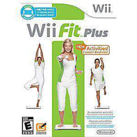 Wii Fit Plus - Wii Game | Retrolio Games