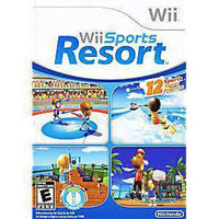 Wii Sports Resort - Wii Game | Retrolio Games