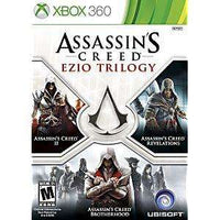 Assassin's Creed: Ezio Trilogy - Xbox 360 Game | Retrolio Games