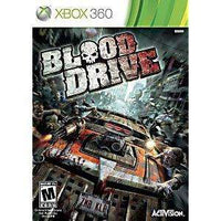 Blood Drive - Xbox 360 Game | Retrolio Games