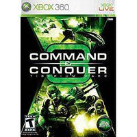Command and Conquer 3 Tiberium Wars - Xbox 360 Game | Retrolio Games