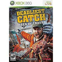 Deadliest Catch: Sea of Chaos - Xbox 360 Game | Retrolio Games