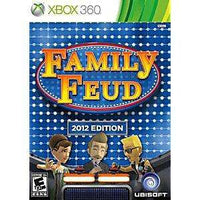 Family Feud 2012 - Xbox 360 Game | Retrolio Games
