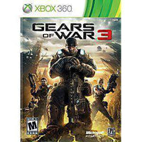 Gears of War 3 Xbox 360 Game - Xbox 360 Game | Retrolio Games