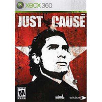 Just Cause - Xbox 360 Game | Retrolio Games