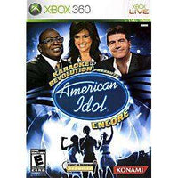 Karaoke Revolution Presents American Idol Encore (game only) - Xbox 360 Game | Retrolio Games