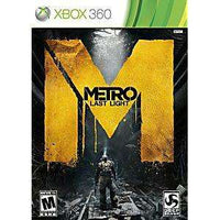 Metro: Last Light - Xbox 360 Game | Retrolio Games