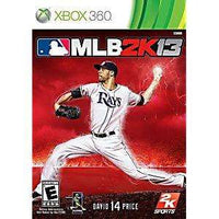 MLB 2K13 - Xbox 360 Game | Retrolio Games