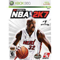 NBA 2K7 - Xbox 360 Game | Retrolio Games
