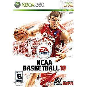 NCAA Basketball 10 - Xbox 360 Game | Retrolio Games