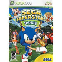 Sega Superstars Tennis - Xbox 360 Game | Retrolio Games