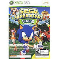 Sega Superstars Tennis Xbox Live Arcade Combo - Xbox 360 Game | Retrolio Games
