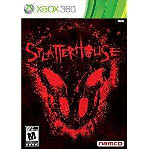 Splatter House - Xbox 360 Game | Retrolio Games
