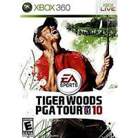 Tiger Woods PGA Tour 10 - Xbox 360 Game | Retrolio Games
