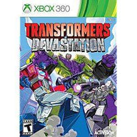 Transformers Devastation - Xbox 360 Game | Retrolio Games