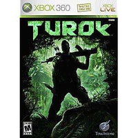 Turok - Xbox 360 Game | Retrolio Games
