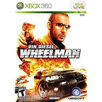 Wheelman - Xbox 360 Game | Retrolio Games