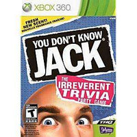 You Don't Know Jack - Xbox 360 Game | Retrolio Games