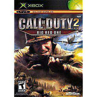Call of Duty 2 Big Red One - Xbox 360 Game | Retrolio Games