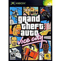 Grand Theft Auto Vice City - Xbox 360 Game | Retrolio Games