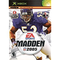Madden 2005 - Xbox Game