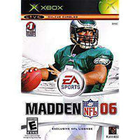 Madden 2006 - Xbox 360 Game | Retrolio Games