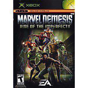 Marvel Nemesis Rise of the Imperfects - Xbox 360 Game | Retrolio Games
