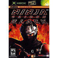 Ninja Gaiden Black - Xbox 360 Game | Retrolio Games