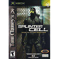 Splinter Cell - Xbox 360 Game | Retrolio Games