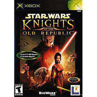 Star Wars Knights of the Old Republic - Xbox 360 Game | Retrolio Games