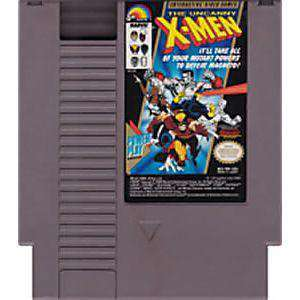 X-men - NES Game | Retrolio Games